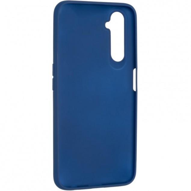 Full Soft Case for Samsung A125 (A12) Dark Blue