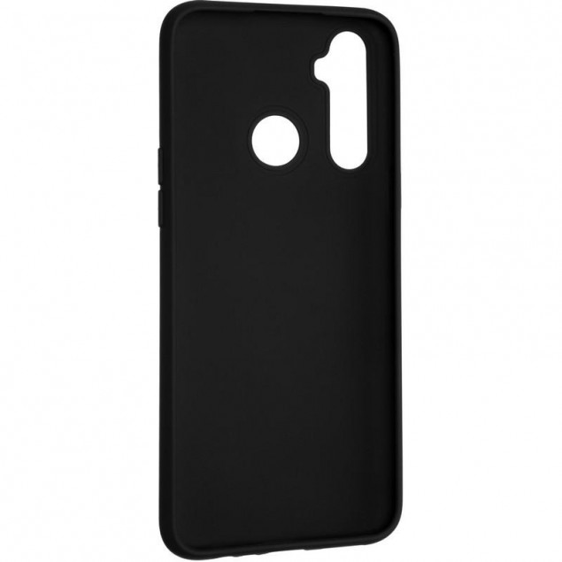Full Soft Case for Samsung A025 (A02s) Black