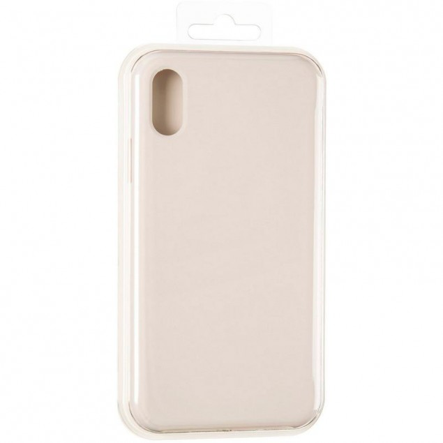 Original 99% Soft Matte Case for iPhone XS Max Pink Sand