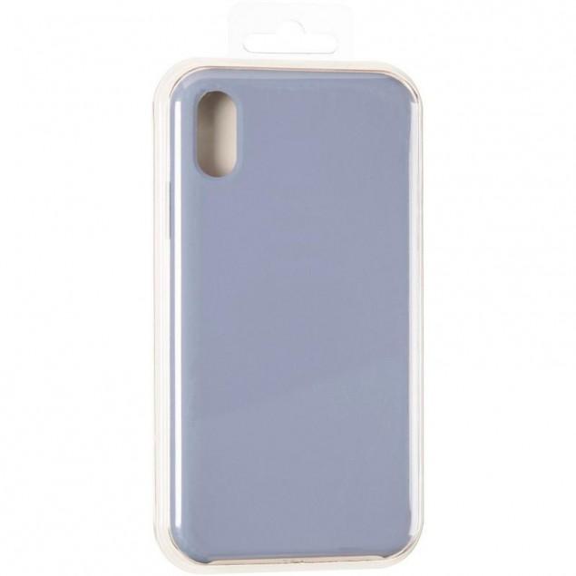 Original 99% Soft Matte Case for iPhone XS Max Lavender Grey