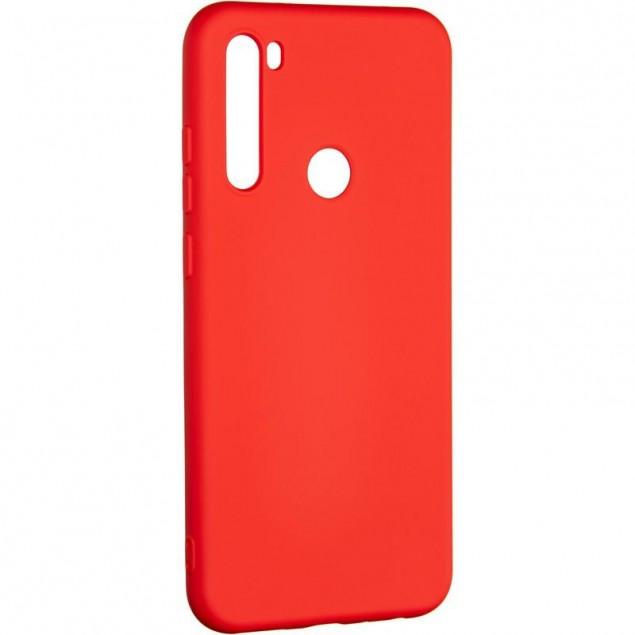 Full Soft Case for Xiaomi Redmi Note 8t Red
