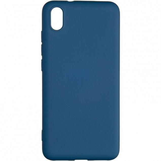 Full Soft Case for Xiaomi Redmi 7a Blue