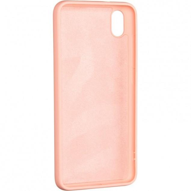 Full Soft Case for Xiaomi Redmi 7a Pink