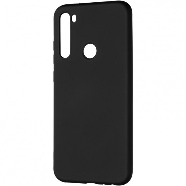 Full Soft Case for Xiaomi Redmi Note 8 Black