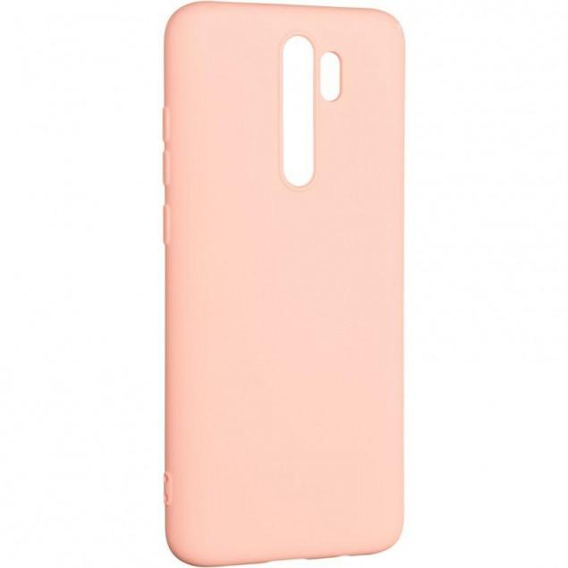 Full Soft Case for Xiaomi Redmi Note 8 Pro Pink