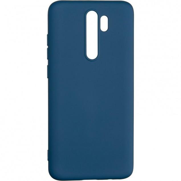Full Soft Case for Xiaomi Redmi Note 8 Pro Blue