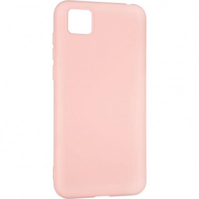 Full Soft Case for Huawei Y5P Pink
