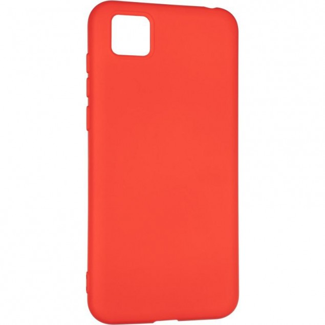 Full Soft Case for Huawei Y5P Red