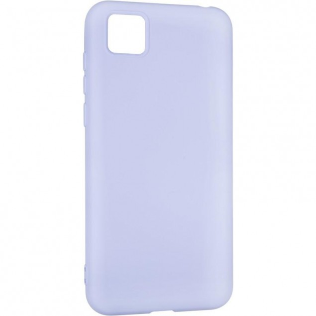Full Soft Case for Huawei Y5P Violet