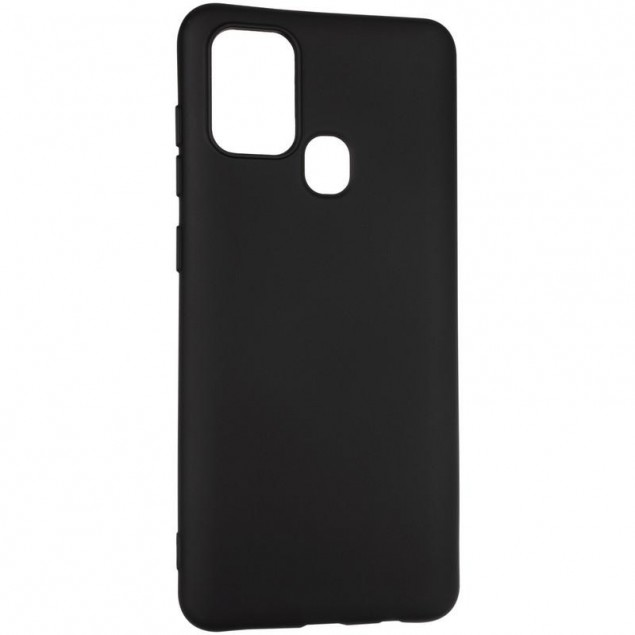 Full Soft Case for Samsung A217 (A21s) Black