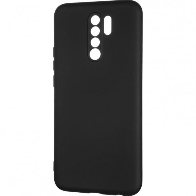 Full Soft Case for Xiaomi Redmi 9 Black