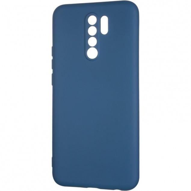 Full Soft Case for Xiaomi Redmi 9 Blue
