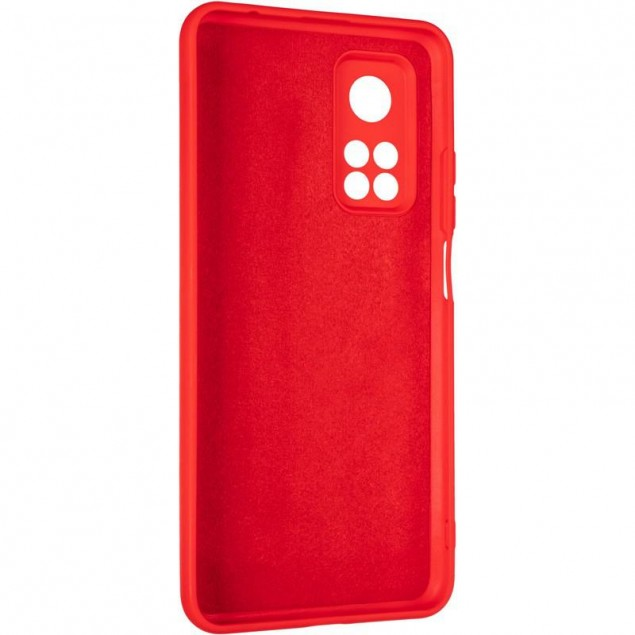 Full Soft Case for Xiaomi Mi 10t Red