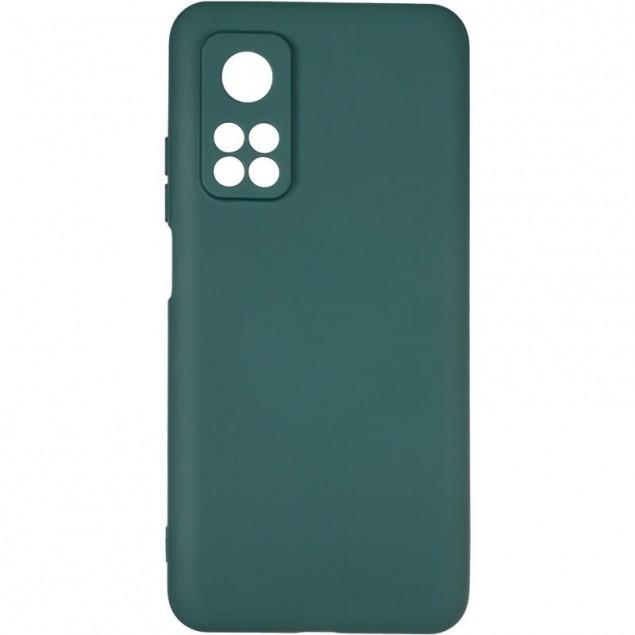 Full Soft Case for Xiaomi Mi 10t Dark Green