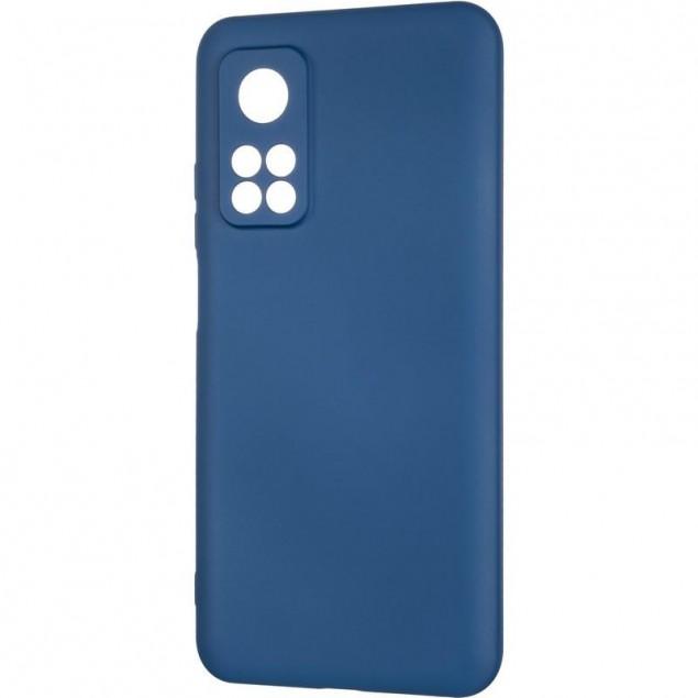 Full Soft Case for Xiaomi Mi 10t Blue