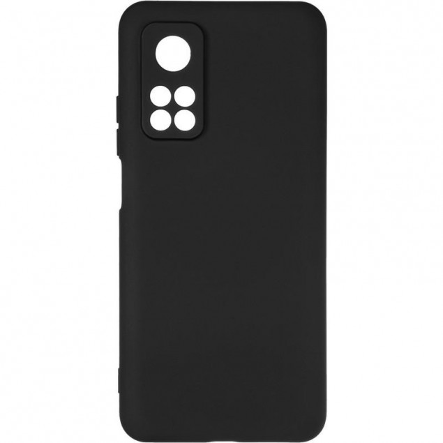 Full Soft Case for Xiaomi Mi 10t Black