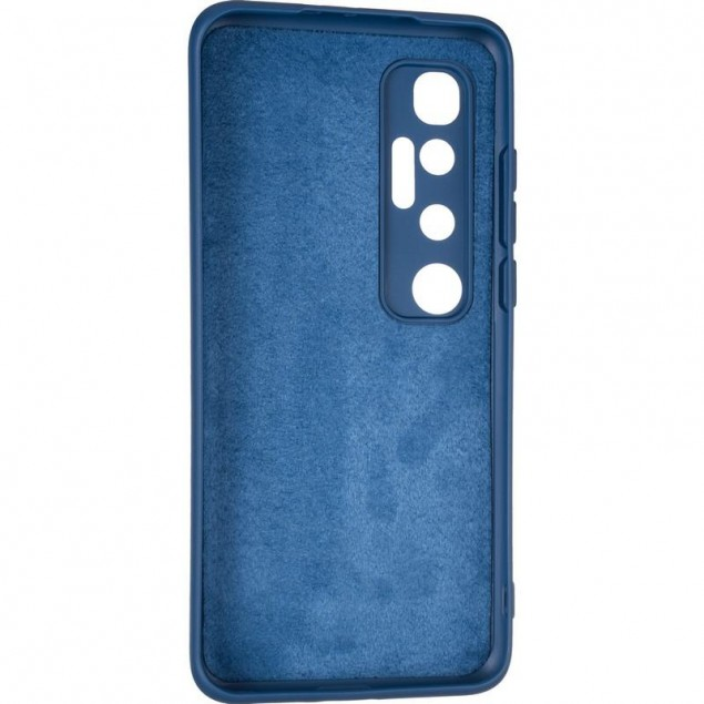 Full Soft Case for Xiaomi Mi 10 Ultra Blue