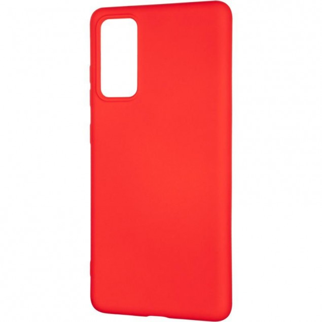 Full Soft Case for Samsung G780 (S20 FE) Red