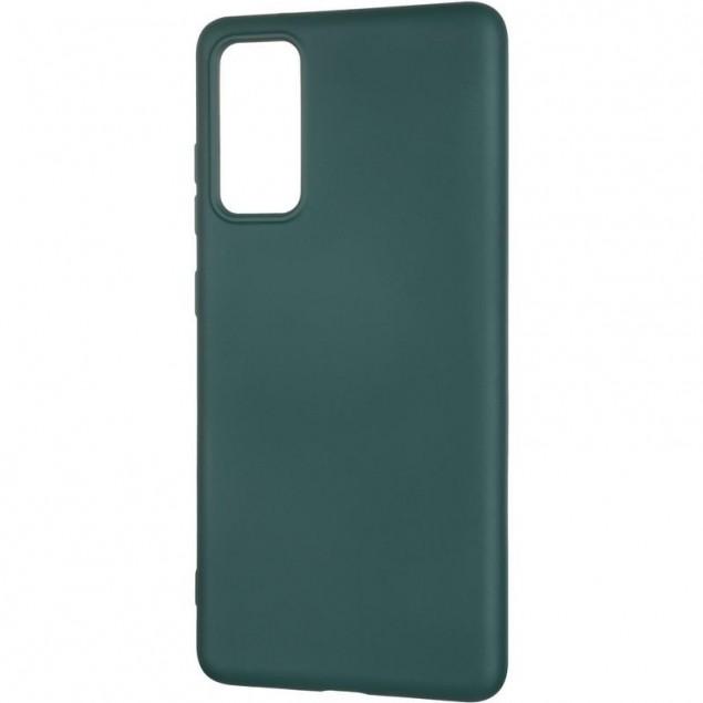 Full Soft Case for Samsung G780 (S20 FE) Dark Green