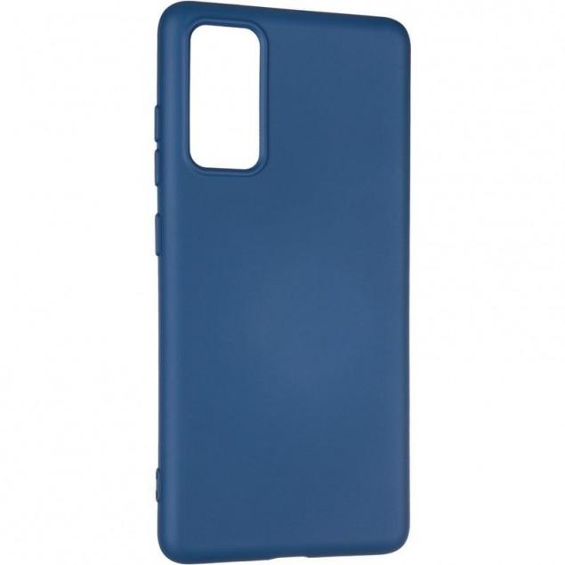 Full Soft Case for Samsung G780 (S20 FE) Blue