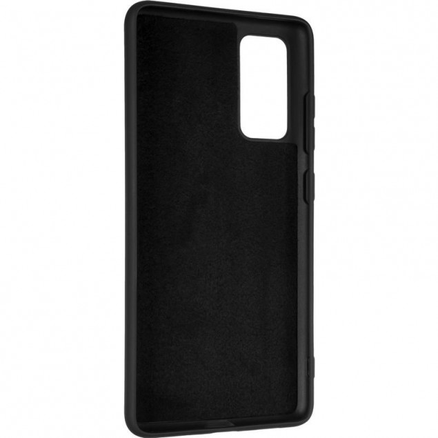Full Soft Case for Samsung G780 (S20 FE) Black