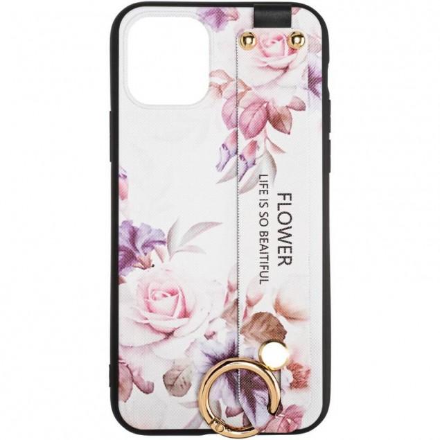 Flower Rope Case for Samsung M315 (M31) White