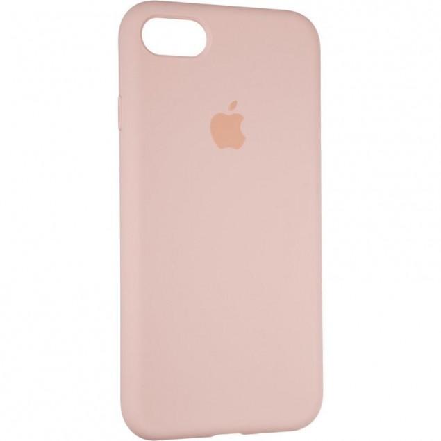 Original Full Soft Case for iPhone 7/8/SE Pink Sand