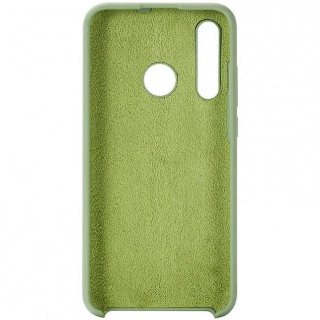 Original 99% Soft Matte Case for Samsung A107 (A10s) Olive Green