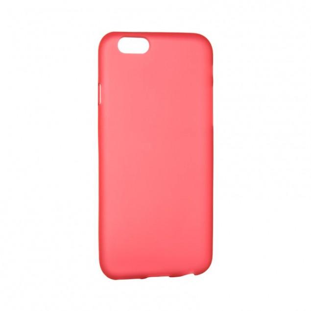 Original Silicon Case Huawei P40 Lite E Red