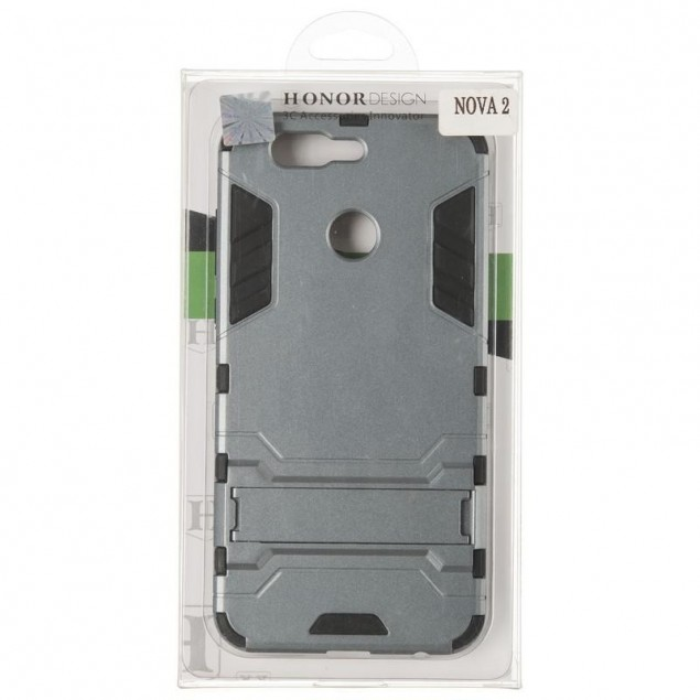 HONOR Hard Defence Series Huawei Nova 2 Plus Space Grey