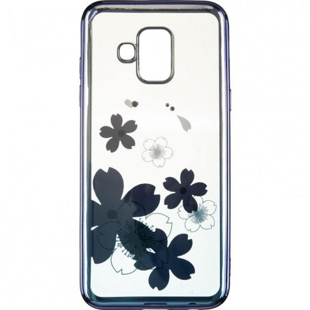 Beckberg Breathe seria (New) for Samsung M205 (M20) Flowers