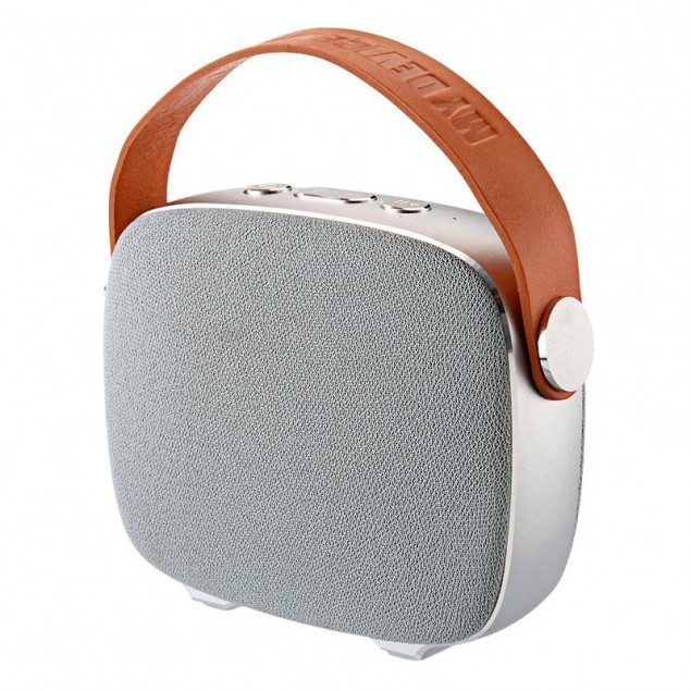 Bluetooth Speaker Remax (OR) RB-M6 Silver