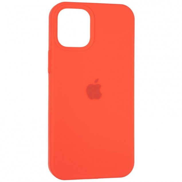 Original Full Soft Case for iPhone 12 Mini Red
