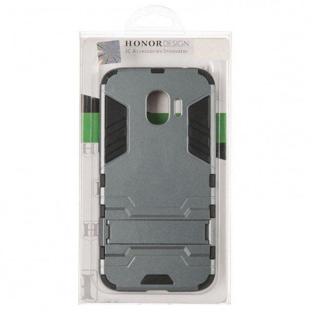 HONOR Hard Defence Series Samsung J400 (J4-2018) Space Gray
