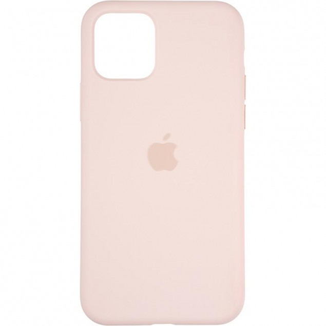 Original Full Soft Case for iPhone 11 Pro Pink Sand