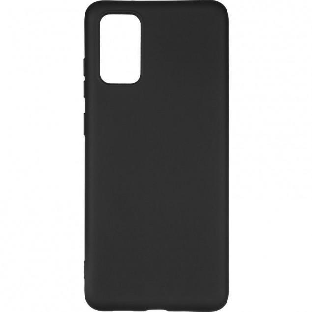 Full Soft Case for Samsung G985 (S20 Plus) Black