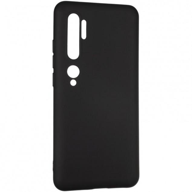 Full Soft Case for Xiaomi Mi Note 10 Black