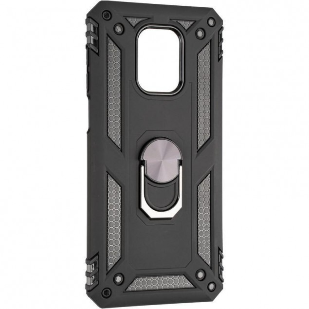 HONOR Hard Defence Series New for Xiaomi Redmi Note 9 Black