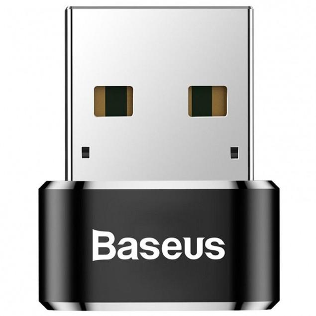 Adapter Baseus USB -> Type-C (CAAOTG-01)