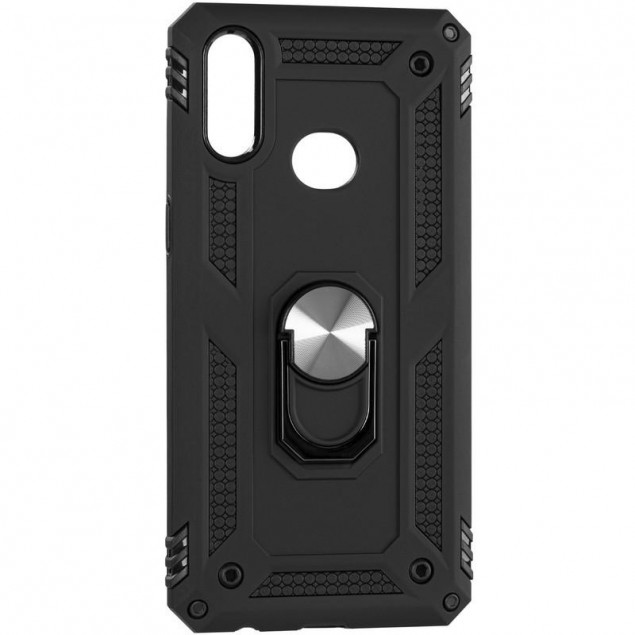 HONOR Hard Defence Series New for Xiaomi Redmi 9a Black