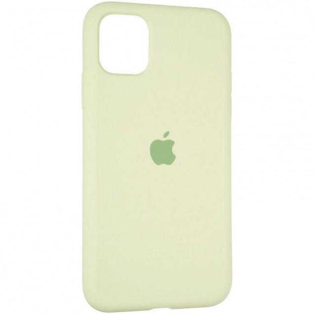 Original Full Soft Case for iPhone 11 Avocado