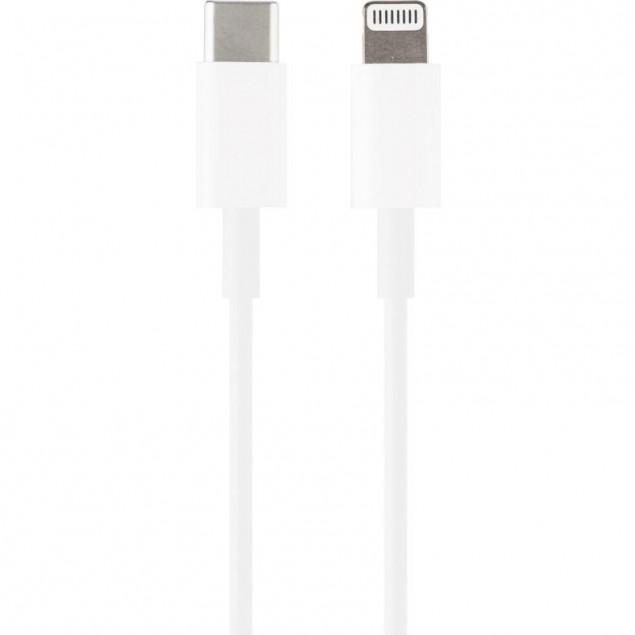 100% Original Cable Type-C to Lightning White 1m (box)