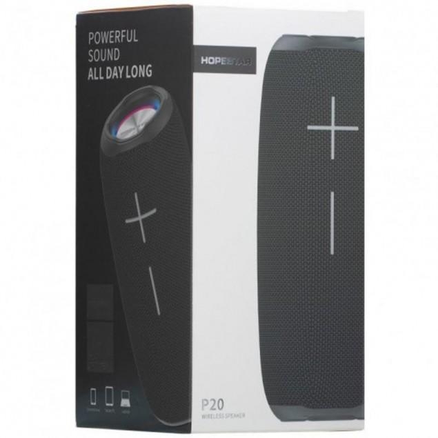Bluetooth Колонка Hopestar P20 Black