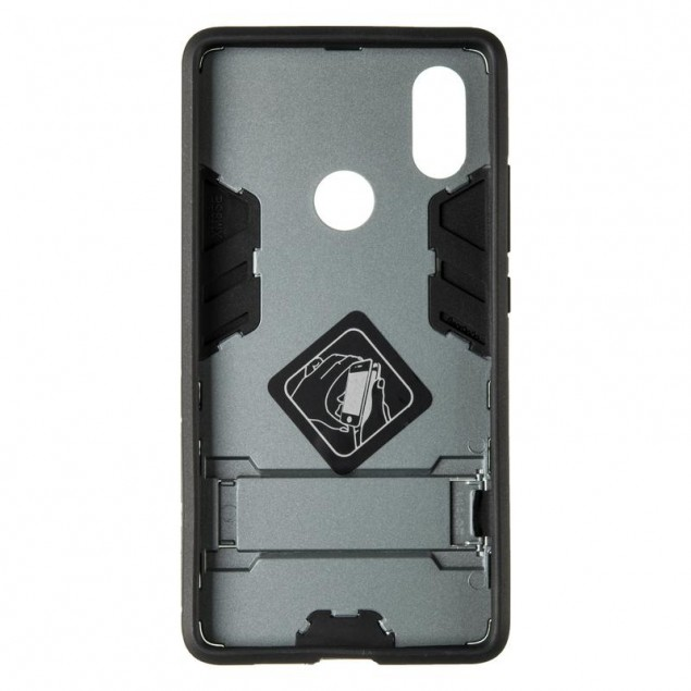 HONOR Hard Defence Series iPhone XS Max Space Gray