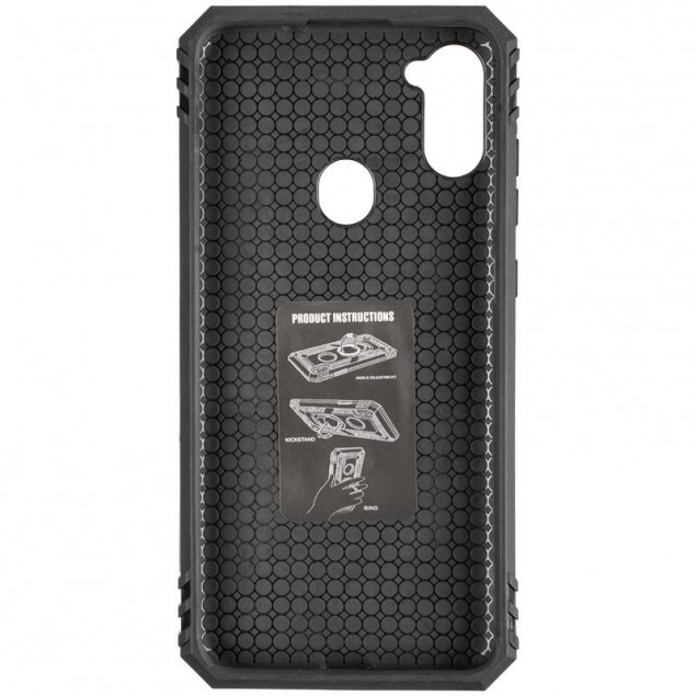 HONOR Hard Defence Series New for Samsung A115 (A11) Black