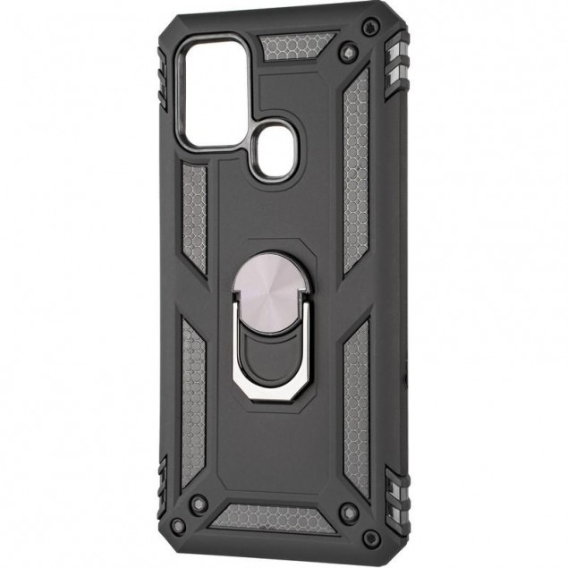 HONOR Hard Defence Series New for Samsung A217 (A21s) Black