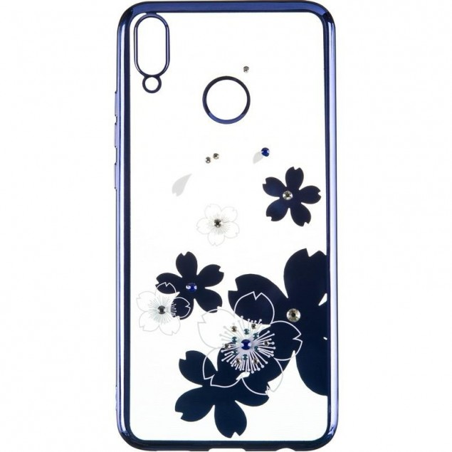Beckberg Breathe seria (New) for Xiaomi Redmi Note 8t Flowers