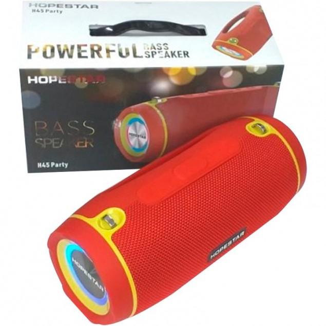 Bluetooth Колонка Hopestar H45 Party Red