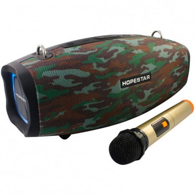 Bluetooth Колонка Hopestar H1 Party Army