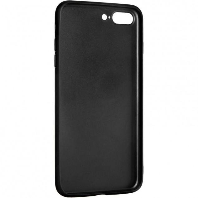 Jesco Leather Case for iPhone 7 Plus/8 Plus Black